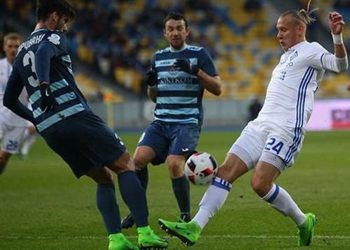 «Динамо» разбило «Олимпик» исократило отставание от«Шахтера»