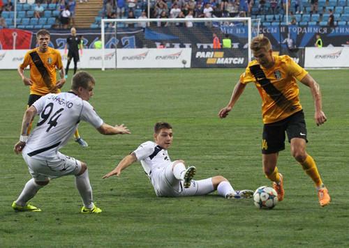 Чемпионат Украины: «Черноморец» и«Волынь» добились домашних побед