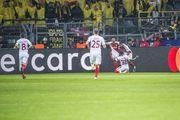 Монако — Боруссия  Дортмунд — 3:1. Видеообзор матча
