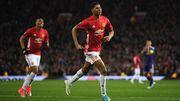 Манчестер Юнайтед — Андерлехт - 2:1. Видеообзор матча