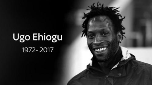 Уго Эхиогу ушёл изжизни ввозрасте 44 лет