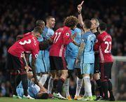 Манчестер Сити — Манчестер Юнайтед — 0:0. Видеообзор матча