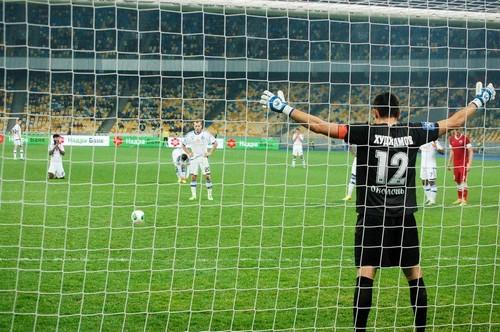 УЕФА опробует вделе новейшую систему послематчевых пенальти