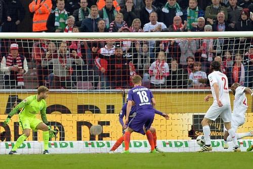 «Кельн» обыграл «Вердер», команды забили семь мячей надвоих