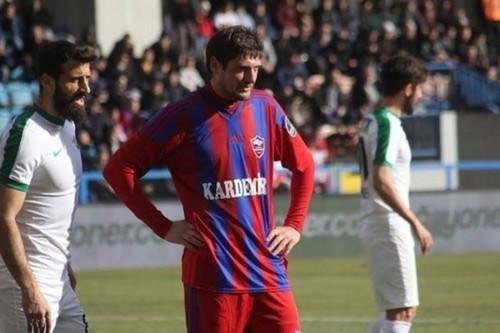 Селезнев забил пятый гол вчемпионате Турции