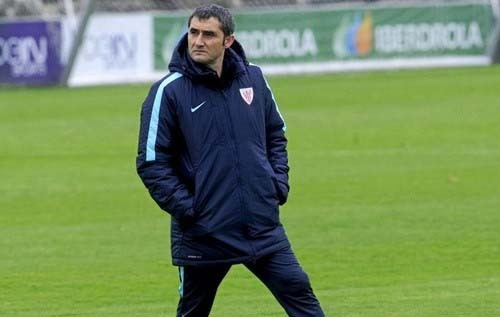 Вальверде согласовал контракт с«Барселоной» Нашли замену Луису Энрике