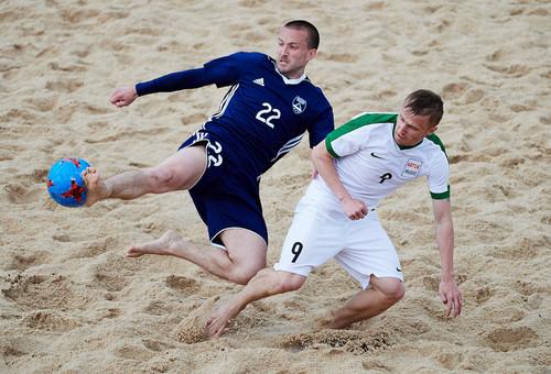 Пляжный «Кристалл» вышел в ¼ финала Кубка Европейских чемпионов