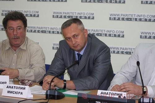 Анатолий Мисюра— новый гендиректор «Черноморца»