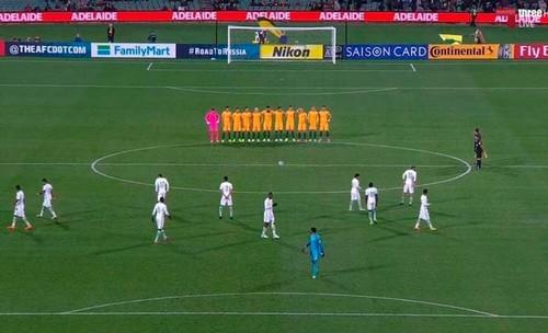 Саудовские футболисты отказались почтить память жертв теракта вЛондоне