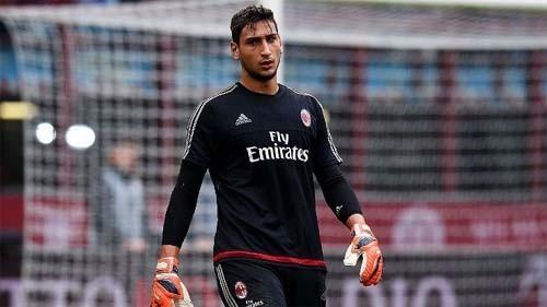 Доннарумма продлит договор с«Миланом»