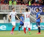 Косово — Турция — 1:4. Видеообзор матча