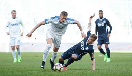 Футболіст «Дніпра» шукає варіанти продовження кар'єри