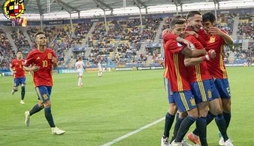 Испания разгромила Македонию намолодежном чемпионате Европы, Асенсио сделал хет-трик