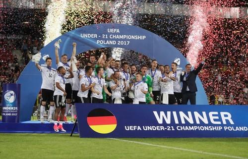 Сборная Германии выиграла молодежный Euro, обыграв Испанию