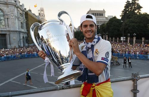 Альваро Мората желает уйти из«Реала» в«Манчестер Юнайтед»