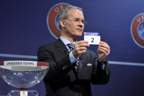 Украинские клубы узнали соперников— Лига Европы