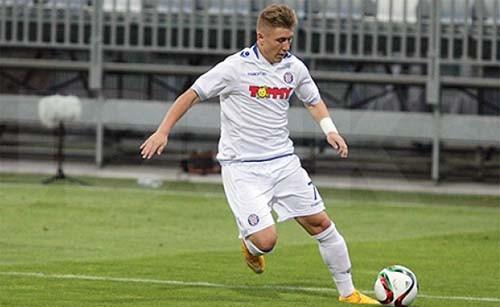 Артем Радченко вполне может стать игроком «Зари»