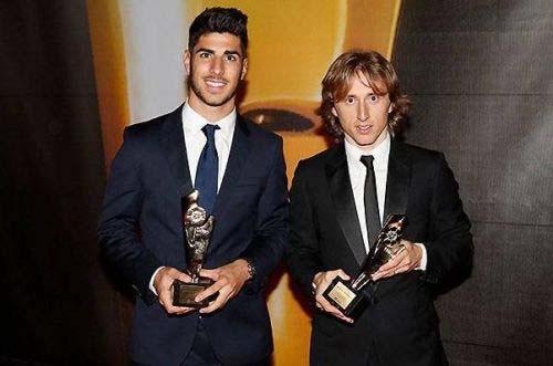 Симеоне признан лучшим тренером Примеры сезона-2015/16, лучший игрок— Гризманн