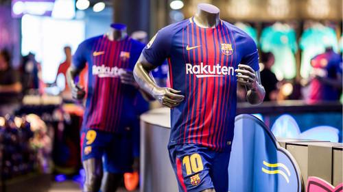 «Барселона» обнародовала рекордные доходы поитогам прошлого сезона