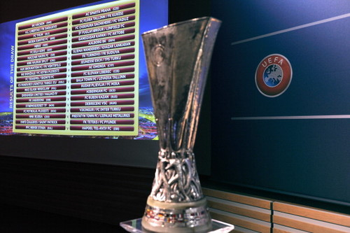 Определились все участники раунда плей-офф квалификации Лиги чемпионов
