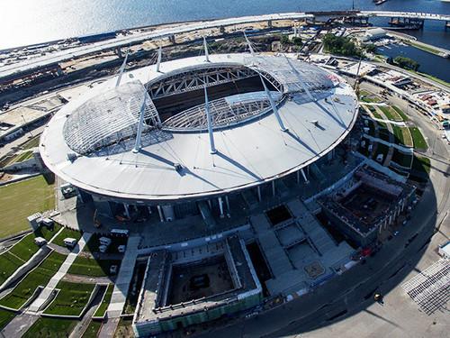Фурсенко: Крышу настадионе «Санкт-Петербург» незакрыли из-за хулиганов