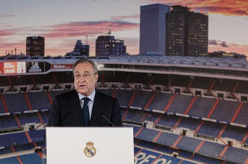 «Реал» попробует обыграть «Барселону» также, как и«Манчестер Юнайтед»— Перес