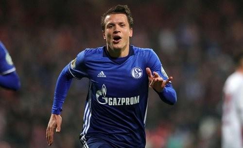 Коноплянка два раза забил «Нюрнбергу»— «Шальке» в1/8 финала Кубка Германии