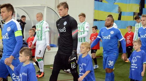 Вдраматической серии пенальти «Днепр» вырвал путевку в ¼ финала Кубка Украины