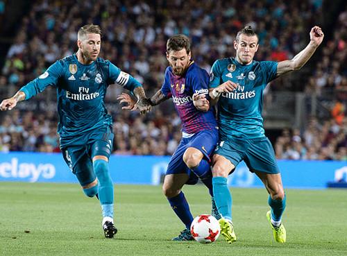Онлайн-трансляция матча Суперкубка Испании— Реал