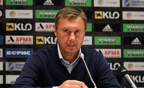 Хацкевич: Вида будет готовиться кигре с«Маритиму»