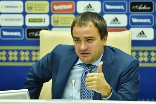 ФФУ. Андрей Павелко