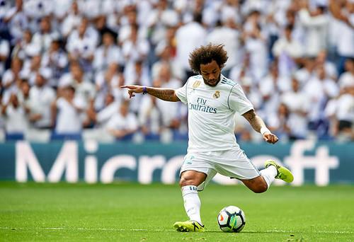 Марсело продлил договор с«Реалом»