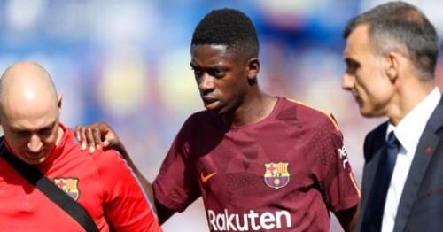 «Барселона» одержала волевую победу над «Хетафе» вматче чемпионата Испании
