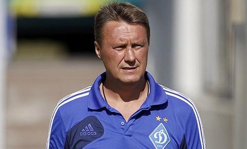 Хацкевич обругал женщину-арбитра вовремя матча исразу ееобнял