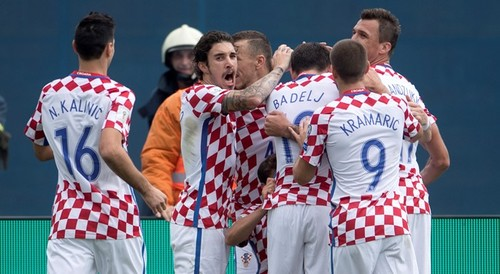 Сборная Хорватии огласила заявку наматч против государства Украины вотборе наЧМ
