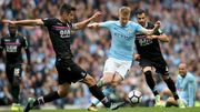 Манчестер Сити — Кристал Пэлас — 5:0. Видеообзор матча