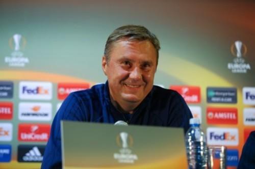 «Динамо» без Мбокани отправилось на матч с «Партизаном»