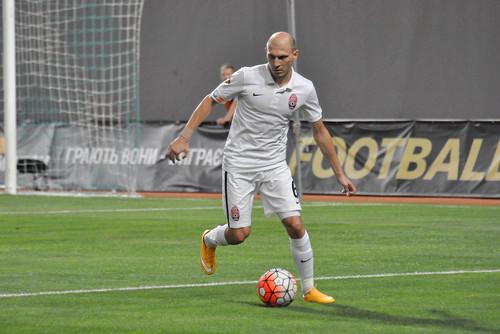 Динамо упустило победу над Зарей, забив надвоих восемь мячей