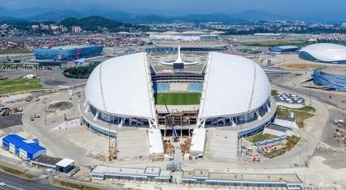 Стадион «Фишт» на100% готов принять матчи ЧМ— Кондратьев