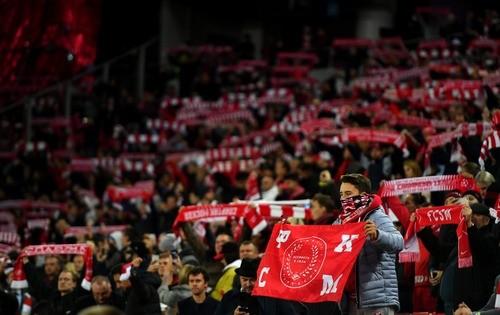 УЕФА открыл новое дело против московского «Спартака»