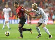 Турция — Исландия — 0:3. Видеообзор матча
