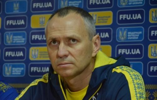 4 игрока сборной Украины направились вмолодежную команду