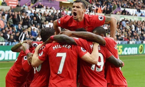 «Ливерпуль» одержал четвертую подряд победу вчемпионате Британии