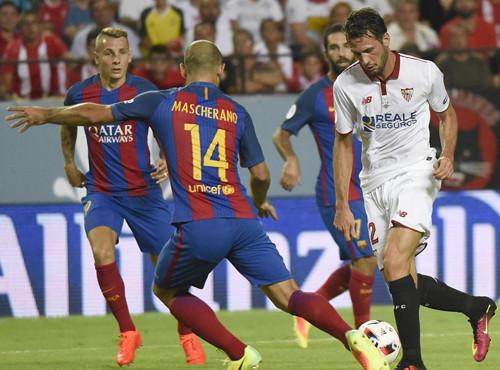 Месси забил 500-й мяч заБарселону