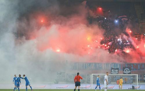 Сидорчук принес киевскому «Динамо» победу над «Днепром»