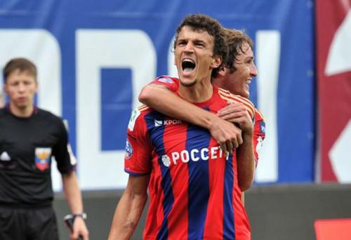УЕФА продлил временную дисквалификацию Еременко