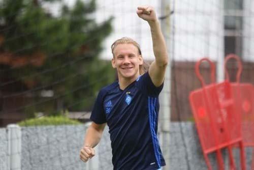 Защитник киевского «Динамо» Вида лишен водительских прав занетрезвое вождение