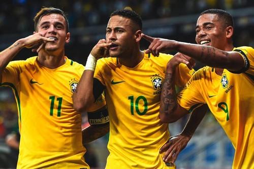 Аргентина крупно проиграла Бразилии вотборочном турниреЧМ