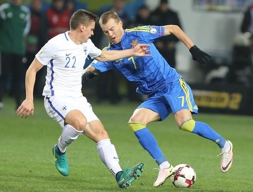 Ярмоленко поведал опроблемах украинских футболистов зарубежом