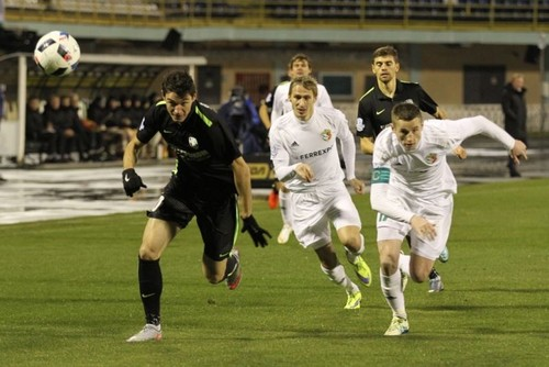 Форвард «Александрии» признан лучшим молодым футболистом государства Украины порезультатам октября